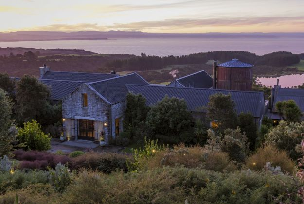 Luxury Lodges in Hawkes Bay | The Farm at Cape Kidnappers