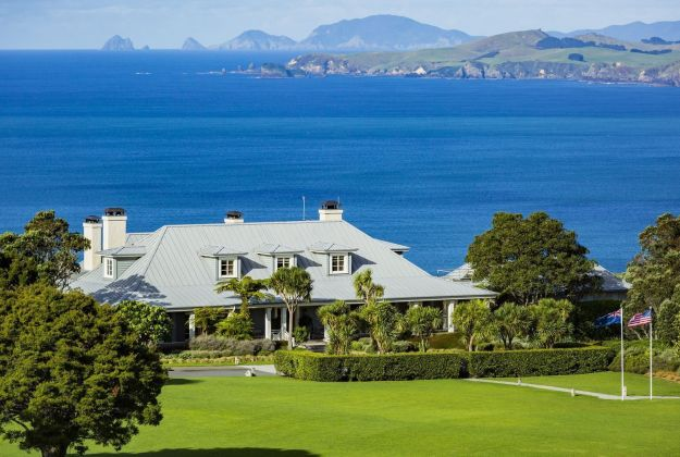 Luxury Lodges Bay of Islands | The Lodge at Kauri Cliffs